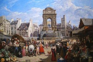 3-marche-fontaine-aux-innocents-john-james-chalon-1822-carnavalet